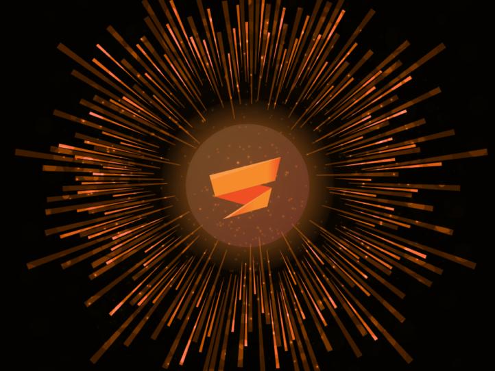 orange storm logo