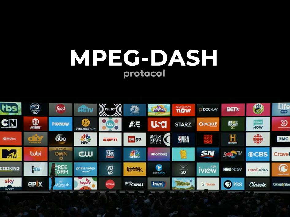 MPEG DASH protocol